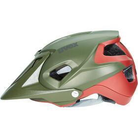 UVEX Quatro Integrale Casque, green